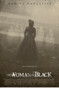 hxcfairy:  #52 - The Woman In Black: D A N IE L R A D C LI F F E  SHELL NEVER LET GO.  THE WOMANINBLACK  LS AND CRE PIURESE FLMS DANIEL RADCUIE THE WIOMANINBLACK STALISMANPRORUCTATINWEGROPAND THEIRK PIN ONC  鼎G YEAS ELS AR MAMP ST MA S  PG-13 PARENTS STRONGLY CAUTIONEDro  MEG INA  ill HAMMER A WillESWATKINS 면 盟 mama, rppr on CBS FILMS  HLU X RM AND RTH S ROY EE ,,S SANI E RCHA UM ON S IMS B ANO ER  WOMANINBLACK.COM hxcfairy:  #52 - The Woman In Black