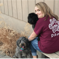 Thanks @kyelle.15.mercer for the support! With her pups! Order today at PawzShop.com 🐶: D A Thanks @kyelle.15.mercer for the support! With her pups! Order today at PawzShop.com 🐶