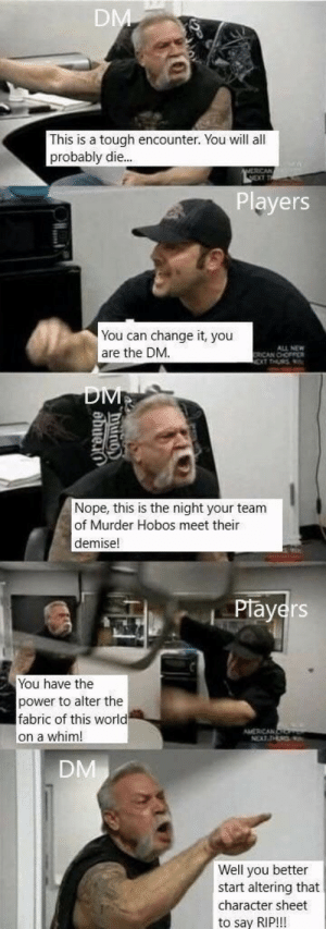 D&D Dump (with mostly Barbarian and DM memes because you're not the boss of me) pt. 3: D&D Dump (with mostly Barbarian and DM memes because you're not the boss of me) pt. 3