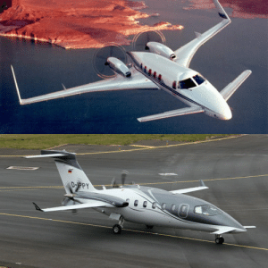 Evo, Rockstar, and Starship: D-JPPY Rockstar, when? [Beechcraft Starship and Piaggio P180 Avanti Evo]