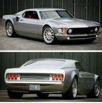 1969 Ford Mustang Mach 40: D  MACH  EE 1969 Ford Mustang Mach 40