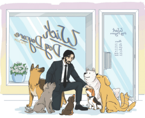 anon: eldritchgentleman:  kunsti: John Wick opens a doggy daycare instead of going back to assassin things and everything is totally fine Except when some evil ass brings him a doggie with signs of abuse.   Then its back to business…. : d-P лом  d-p esT  b2ot  ba2013 лие. anon: eldritchgentleman:  kunsti: John Wick opens a doggy daycare instead of going back to assassin things and everything is totally fine Except when some evil ass brings him a doggie with signs of abuse.   Then its back to business….