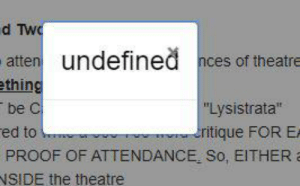 "That moment when your webpage tries to divide by 0: d Twd  atten undefined nces of theatre  thing  be C  ""Lysistrata""  ed to  ritique FOR E  PROOF OF ATTENDANCE So, EITHER a  NSIDE the theatre That moment when your webpage tries to divide by 0"