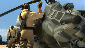 Steam Workshop Attack Helicopter Playermodel | Steam Meme on ME ME
