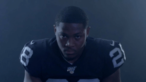 """Gruden's telling me: 'We expect you to win Rookie of the Year.'"" 😳   No pressure, @iAM_JoshJacobs. https://t.co/dyGI8sk8nS: Da ""Gruden's telling me: 'We expect you to win Rookie of the Year.'"" 😳   No pressure, @iAM_JoshJacobs. https://t.co/dyGI8sk8nS"