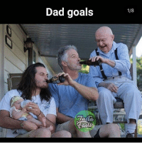 Dad, Goals, and Lol: Dad goals  1/8 Goalsssss By:@lnstabilder Markiert eure Freunde :) . {Back-Up Seite: @novafighters 2.Seite: @cartoonhuumor } . [ hahaichlachmichtot LachFlash werbefreiecommunity lustig lol lel lelarmy] . Partnerseiten: @gelachtgemacht @_chat_it_yourself_ @ @ @ @ @ . Bleibt aktiv :)