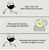 25+ Best Fake Facebook Account Memes | Fake Facebook Memes