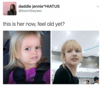Time sure flies . . . . . . . . . Credit to owner✌: daddie jennie HIATUS  Ca boombayaas  this is her now, feel old yet? Time sure flies . . . . . . . . . Credit to owner✌