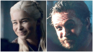 Daenerys and Tom Hardy doubt your assertion: Daenerys and Tom Hardy doubt your assertion