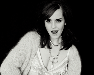 Tumblr, Blog, and Http: daily-harrypotter-world:  Elle magazine outtake
