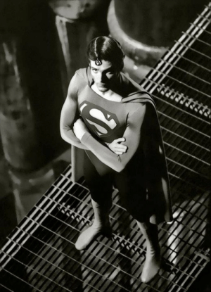 daily-superheroes:  Christopher Reeve's Man of Steel.http://daily-superheroes.tumblr.com: daily-superheroes:  Christopher Reeve's Man of Steel.http://daily-superheroes.tumblr.com