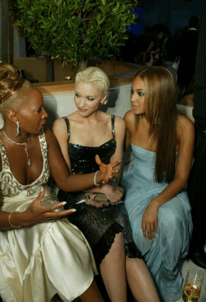 dailyactress:  Mary J Blige, Gwen Stefani and Beyonce Knowles: dailyactress:  Mary J Blige, Gwen Stefani and Beyonce Knowles