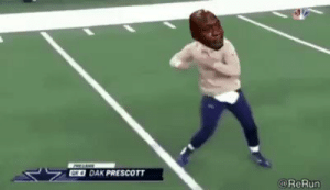 It had to be done https://t.co/KNChWqJqH2: DAK PRESCOTT  @ReRun It had to be done https://t.co/KNChWqJqH2