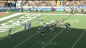 Blake Show.  Bortles to JoJo Natson for SIX. #DALvsLAR https://t.co/FSxMgoC7Cl: DAL 7  2:08 LA  MS HOSET  1ST Blake Show.  Bortles to JoJo Natson for SIX. #DALvsLAR https://t.co/FSxMgoC7Cl