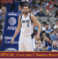 OFFICIAL: Cavs sign C Andrew Bogut. He will make his debut Monday and his number will be 6. TAGS: TeamCavsIG Cle Cleveland Cavaliers Cavs CavsNation ClevelandCavaliers GoCavs NBA NBATV ESPN Sports Nike Basketball BallIsLife StriveForGreatness AllForOne ThisIsCle Believeland TheLand TheQ Finals Together Witness KobeBryant TeamCavsIG Ipromise NBAFinals Ohio CTown: DALLAS  AT&T  BBV  OFFICIAL: CAvs SIGN C ANDREW BoGUT OFFICIAL: Cavs sign C Andrew Bogut. He will make his debut Monday and his number will be 6. TAGS: TeamCavsIG Cle Cleveland Cavaliers Cavs CavsNation ClevelandCavaliers GoCavs NBA NBATV ESPN Sports Nike Basketball BallIsLife StriveForGreatness AllForOne ThisIsCle Believeland TheLand TheQ Finals Together Witness KobeBryant TeamCavsIG Ipromise NBAFinals Ohio CTown