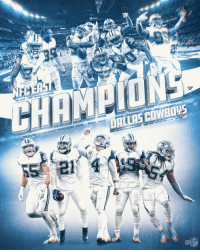 .@dallascowboys are the NFC East champs! #DallasCowboys https://t.co/KzIDK6YCJb: DALLASCOWBOWS  Ca  NFL .@dallascowboys are the NFC East champs! #DallasCowboys https://t.co/KzIDK6YCJb