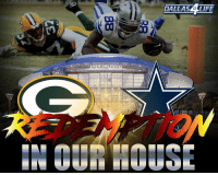 Memes, Dallas, and Mouse: DALLASE LIFE  EN OUR MOUSE Redemption In Our House!  The Packers will travel to Dallas for the NFC Divisional Round.  Catch the action Sunday January 15, @ 3:40 P.M. cst. on FOX.