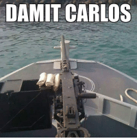 I would like a belt fed burrito gun though. Please and thank you: DAMIT CARLOS I would like a belt fed burrito gun though. Please and thank you