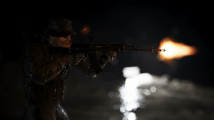 Ghost, Good, and Ghost Recon: Damn ghost recon looks good