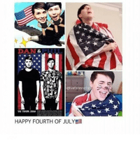 British men in a 4th of July picture 👏👌: DAN  @liveforlester/ig  HAPPY FOURTH OF JULY British men in a 4th of July picture 👏👌