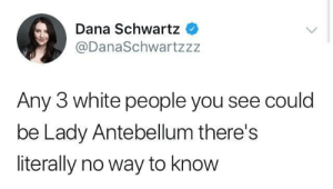 Bring back Pop-Up Video: Dana Schwartz  @DanaSchwartzzz  Any 3 white people you see could  be Lady Antebellum there's  literally no way to know Bring back Pop-Up Video