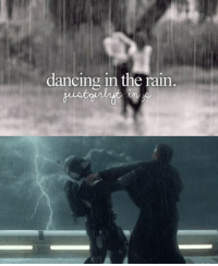 Rain: dancing in the rain