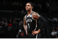 D'Angelo Russell has been selected to replace Victor Oladipo as a reserve in the All-Star game, per Shams Charania: D'Angelo Russell has been selected to replace Victor Oladipo as a reserve in the All-Star game, per Shams Charania