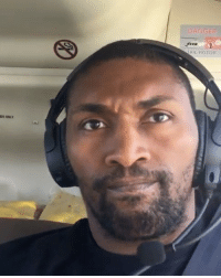 Memes, Worldstar, and Wshh: DANGER  TAIL ROTOR MettaWorldPeace scared of heights in a helicopter 😨😂🚁 (Via @mettaworldpeace37) @worldstar WSHH
