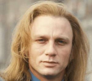 Daniel Craig with long hair makes me feel uncomfortable: Daniel Craig with long hair makes me feel uncomfortable