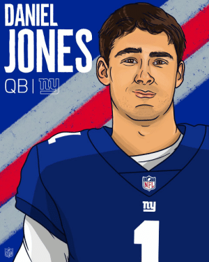 Memes, Nfl, and Giants: DANIEL  JONES  NFL  nU  NFL Welcome to the @Giants, @Daniel_Jones10! #NFLDraft https://t.co/hWtN93HW7J