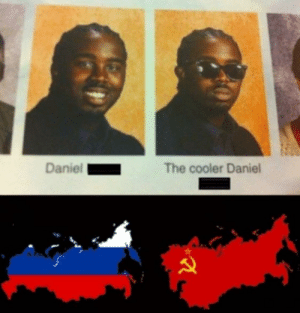 communism time: Daniel  The cooler Daniel communism time