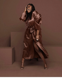 Memes, 🤖, and Oitnb: DanielleBrooks of OITNB for OprahMagazine