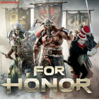 <p>For Honor looks fucking amazing</p>: @DankChinchil  FOR <p>For Honor looks fucking amazing</p>