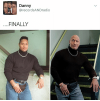 Memes, Best, and History: Danny  @record SANDradio  FINALLY May 21, 2017 is officially the best day in human history. Please tag @therock in this so he can seeeee it!!!!