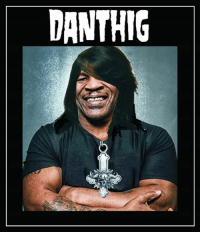 Man, You, and Now: DANTHIG ok now this winths.  this iths the bithness right here.  Whoath.  #danzigmemes #miketyson #howthegodthkill  Curtis Christensen you are the man.