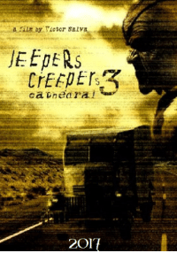 Memes, 🤖, and Jeepers Creepers: dariLit by.Tictcr Salva  caEEPETS3  caWnear'Al  2017  SE  E Jeepers Creepers 3 Coming This Year.