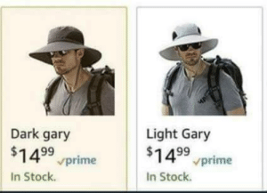 Dark, Light, and Gary: Dark gary  $1499  In Stock  Light Gary  $1499  In Stock.  Vprime  vprime Choose your Fighter