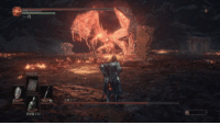 Dark Souls, Fight, and Dark: Dark Souls 3 bosses are so easy you can fight them laying down https://t.co/et7n9drZaW