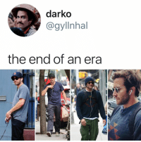 Relatable, The Wire, and Wire: darko  @gyllnhal  the end of an era did he... did he eat the wire