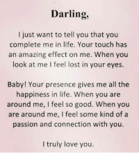 I Truly Love You