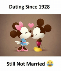 Dating when still married