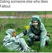 fallout dating