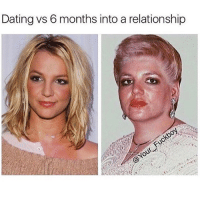 The honeymoon period is officially over for me @your__fuckboy 😒 @your__fuckboy: Dating vs 6 months into a relationship The honeymoon period is officially over for me @your__fuckboy 😒 @your__fuckboy