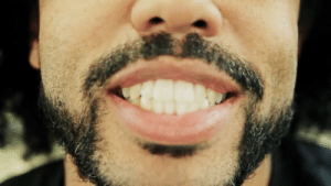 Daveed Diggs for best teeth in the game square up: Daveed Diggs for best teeth in the game square up