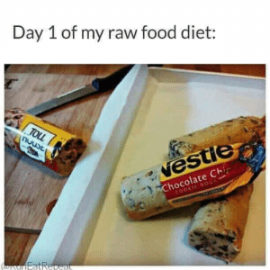 Food, Memes, and Chocolate: Day 1 of my raw food diet:  estie  cho  Chocolate Chi