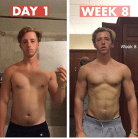 Another impressive transformation from online fitness coach @duncanlukas! . ⬇️8 WEEK PLAN FLASH SALE⬇️ 🚨Click Link in his BIO @duncanlukas Or Visit www.LukasDuncan.com-Special . For more info: 📧email LBDTraining@LukasDuncan.com: DAY 1 WEEK 8  WEEK 8  Week 8 Another impressive transformation from online fitness coach @duncanlukas! . ⬇️8 WEEK PLAN FLASH SALE⬇️ 🚨Click Link in his BIO @duncanlukas Or Visit www.LukasDuncan.com-Special . For more info: 📧email LBDTraining@LukasDuncan.com