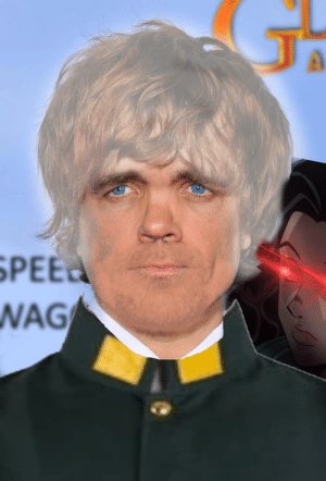 Day 63 - Turning People into JoJo Characters until Stone Ocean is announced: Peter Dinklage As Koichi Hirose: Day 63 - Turning People into JoJo Characters until Stone Ocean is announced: Peter Dinklage As Koichi Hirose