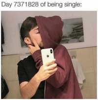 Dating, Single, and Being Single: Day 7371828 of being single: It can be hard out there sometimes for those of us flyin' solo! #Single #Dating #Struggles #SinglePeople