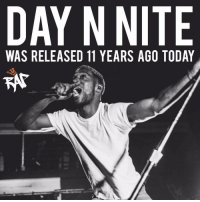 Friends, Memes, and Today: DAY N NITE  WAS RELEASED 11 YEARS AGO TODAY 11 Years Ago Today kidcudi released his song daynnite 🔥🔥🔥 Did you have this on repeat when it came out ⁉️ ➡️DM Your Friends ➡️Follow @bars 📸 : @eureekaz
