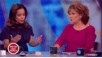 """Golden Globes, Memes, and Hot Topic: DAY OF  HOT  TOPICS  HEVIEW ICYMI: Joy Behar weighs in on Meryl Streep's speech at the Golden Globes: """"People don't like it when actors speak about politics. However, this country just elected a celebrity!"""""""